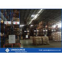 Wholesale Conventional Warehouse Storage Racking Systems For Food / Tea / Beverage from china suppliers