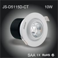Wholesale 10W led cob downlight eyeball surface mounted CLL030 citizen chip from china suppliers