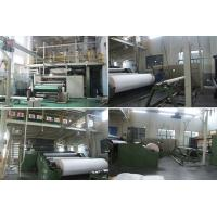 Wholesale 1600mm - 4200mm Width PP Non Woven Fabric Machine With SSS / SMS  / S / SS from china suppliers
