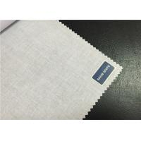 Wholesale Bleached T / C Poplin Cloth Cotton Polyester Blend Fabric For Garment Textile from china suppliers