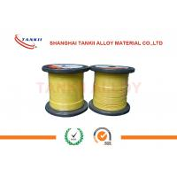 Wholesale Type E Chromel - Constantan Extension Cable Thermocouple Wire Low Temperatures 40 K with custom made color from china suppliers