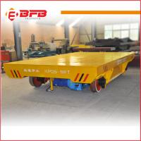 Wholesale China Professional Transfer Car Supplier Turning Rail Trailer for industry from china suppliers