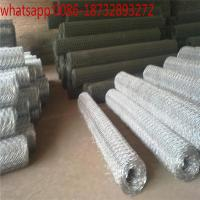 Wholesale Rabbit Wire Mesh Netting PVC Coated Hex Netting Small Hole Hexagonal Wire Mesh/Hex wire Netting,Chicken Wire mesh from china suppliers