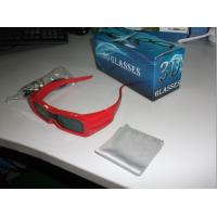 Wholesale Sony LG Universal Active Shutter 3D Effect Glasses With IR Receiver from china suppliers