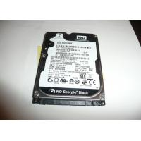 Quality 16 MB Server Hard Disk Drive WD1600BEKT SATA 3 Gb/s 2.5 Inch 7200 RPM 160 GB for sale