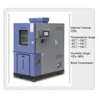Wholesale LAB 150L Programmable Humidity And Temperature Controlled Chamber With Touch Screen from china suppliers
