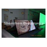 Wholesale DIP P10 Outdoor LED Signs 2.88 by 1.28 m Screen Size Steel Cabinet from china suppliers