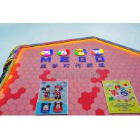 Wholesale Color Profiled Custom Aluminum Veneer Panel / Exterior Wall Decoration Material from china suppliers