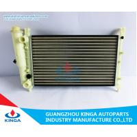 Wholesale 520*322*23mm Replacement Aluminum Racing Radiator FIAT FIORINO'MT from china suppliers