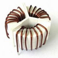 Wholesale 3 Phase 600uH Magnetic shielding choke coil filter inductor with Varnish coating from china suppliers
