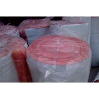pink roofing glass wool rolls thermal insulation materials