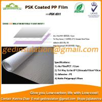 Wholesale PSK with PP for roof and loft insulation from china suppliers