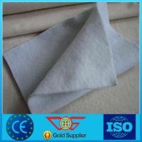 Wholesale Non woven geotextile fabric price for road construction from china suppliers