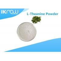 Wholesale Natural L-Theanine 98% White Powder Cas 3081-61-6 Green Tea Extract from china suppliers