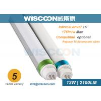 Wholesale 175 Lm/W High Efficiency T5 Led Light Tube Ra80 85-265V/AC For Indoor from china suppliers
