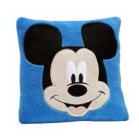 Wholesale Blue / Pink Disney Mickey Mouse Plush Pillow Minnie Mouse Cushion from china suppliers