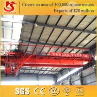 Wholesale CE ISO certificated Electric Driven workshop double girder overhead crane from china suppliers