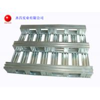 Wholesale 2 Way Metal Pallets For Warehouse And Transportation Extile Foods And Logistics from china suppliers
