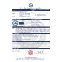 Shanghai Techway Industrial Co.,Ltd Certifications