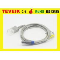 Wholesale Redel 5pin to DB9 female Compatible with Infinium sensor SpO2 Extension cable  for patient monitor from china suppliers