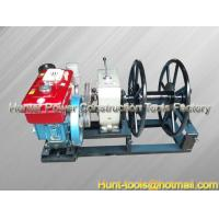 Wholesale Heavy Duty Cable Pulling Winch Machine Cable Laying Equipment from china suppliers
