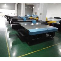 Wholesale Flatbed CMYK + W UV Direct Printing Inkjet Printing Equipments Max 100MM Print Height from china suppliers