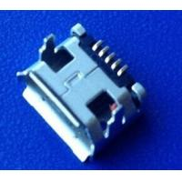 Wholesale China Alternaitve MICRO USB 5P female connector,7.15,length 0.75 from china suppliers