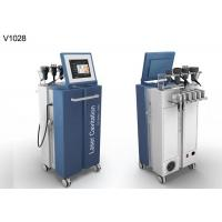 Wholesale Cellulite Removal Body Slimming Laser Lipo Equipment With Cavitation RF from china suppliers