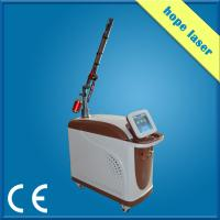 Wholesale OEM / ODM pico laser for tattoo removal , Safe laser tattoo removal equipment from china suppliers