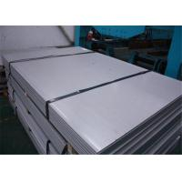 Wholesale EN GB JIS Food Grade Stainless Steel Metal Sheet , Natural Color Hot Rolled Steel Coil from china suppliers