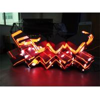 Wholesale Cool Fashion P5 RGB LED DJ Booth Indoor LED Video Wall For Music Bar Club from china suppliers