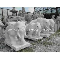 Wholesale Hand Carved Sculpture Water Fountains For Decoration Granite Material from china suppliers