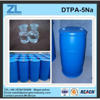 Wholesale light yellow DTPA-5Na liquid CAS No.: 140-01-2 from china suppliers