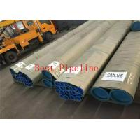 TU 14-156-77-2008 LSAW Steel Pipe Longitudinally Electric Welded 530-1420mm for sale
