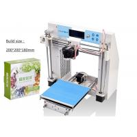 Wholesale High Accuracy DIY 3D Printers , Hot Bed FDM Technology 3D Printing 3D Printer from china suppliers