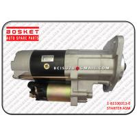 Wholesale 1-81100313-2 Isuzu Cxz Parts Iron Truck Starter For CXZ81K 10PC1 10PE1 from china suppliers