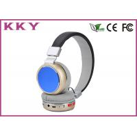 Wholesale Portable Bluetooth Earphone Wireless Music Player with FM for Cell Phone Smartphone from china suppliers