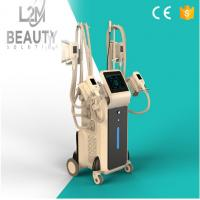 Buy cheap Cryolipolysis fat freezing weight loss body contouring 4 handles cool sculpting slimming machine from wholesalers