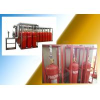 Wholesale Data Center 90L Network Fm200 Fire Suppression System with Pipeline from china suppliers
