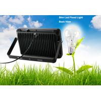 Wholesale IP65 Slim SMD Led Flood Light , 20w Rechargeable Led Floodlight with Black Shell from china suppliers