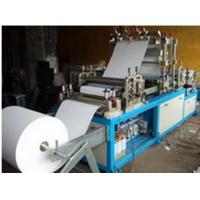 Wholesale 25.4mm Gluing Interval Filter Making Machine , Controlled by PLC and Monitor from china suppliers