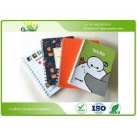 Wholesale Promotional Glossy Lamination Personalized Spiral Notebooks Recycled CMYK Printed OEM from china suppliers