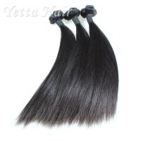 Wholesale 20 Inch Original Funmi Hair / Softest Peruvian Straight Virgin Hair from china suppliers