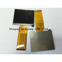 Wholesale 4 By 3 Aspect Ratio Transmissive 3.5 TFT Lcd Module 400 Luminance With 60 Pins / Long FPC from china suppliers