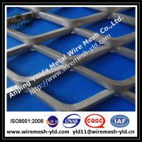 Wholesale 5.0mm mild steel,45*35mm opening hole expanded metal sheet,expanded wire mesh from china suppliers