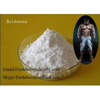 Wholesale CAS 846-48-0 Boldenone Steroid Crystalline Powder for Male Muscle Growth from china suppliers