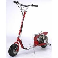 Buy cheap ScooterX 49cc Dirt Dog Gas Scooter With Rear Foot Pegs from wholesalers