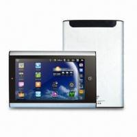 Wholesale 3G Tablet PC with Google Android 2.2 Operating System and 9V at 1.5A Power Adapter from china suppliers