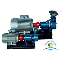 Wholesale Horizontal Vortex Vacuum Pump Direct Coupled Peripheral Turbine For Ship W Series from china suppliers