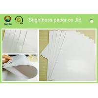 Wholesale Coated Two Sides Glossy Printing Paper For Magazines Waterproof from china suppliers